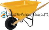 Colorful Wheelbarrow Used on Multi-Purpose