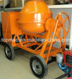 One Bag Cement Diesel Concrete Mixer Welcomed in Nigeria