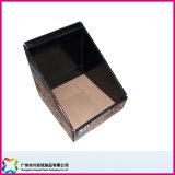 Custom Kraft Paper Corrugated Cardboard Promotional Display Box (XC-2-004)