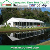 Outdoor Garden Party Tent with Glass Wall