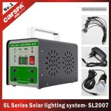 20W Solar Lighting System for Areas Lack of Power
