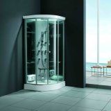 Monalisa 8mm Tempered Glass Acrylic Steam Shower (M-8269)