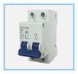 Dz47 2p 32A MCB CE Approval C Type Circuit Breaker