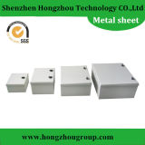 Metal Part Fabrication Industrial Sheet Metal Electric Enclosure