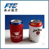Neoprene Zip Stubby Bottle Holder/Single Beer Bottle Cooler