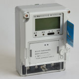 Alarm Prepaid Energy Kwh Meter with RS485+Infrared Communication Mode