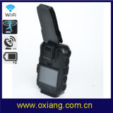 Law Enforcement Police Body Worn DVR Support GPS & GPRS