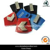 Single Segment Werkmaster Metal Diamond Polishing Pad