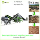 Dura-Shred Free Pollution Crushing Plant for Wood Waste