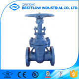 ASME B16.5 Flanged ASTM A216 Gr Gate Valve