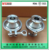 """1"""" 25.4mm 316L Stainless Steel Sanitary Clamp Spring Check Valve"""