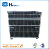 Industrial Metal Wire Mesh Container for Storage