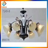 New Fashionable Ceiling Hanging Metal Chandelier
