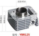 Motorcycle Accessory Cylinder for Ybr125