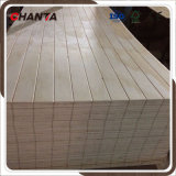 Grooved Plywood with Best Quality