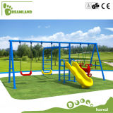 Manufacturer High Quality Kids Outdoor Swing Sets for Sale