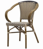 French Patio Rattan Wicker Chair (BC-08017)