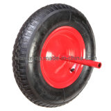 High Quality Rubber Wheels (4.00-8-4)