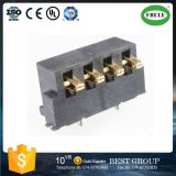 2.5 Spacing of 4 Pin Connector Battery Lateral Pressure Shrapnel Battery Holder 12.5 * 4.8 * 4.8 mm