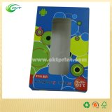 Cmyk Printing Packaging Box with Transparent Window (CKT-CB-711)
