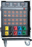 24 Channels Power Outlut with 40A Bakelite