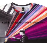 Mens Fashion Design T Shirts, OEM Service Tee Shirts, Digital Printing T-Shirts (LTMTJ-163)