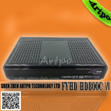 White Box Fyhd Hdc-800 Upgrade to Hdc-888 Singapore Epg Network HD 800c Fyhd800c Set Top Box