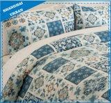 Vintage Floral Printed Polyester Duvet Cover Set
