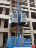 Construction Hoist (SC200/200TD) Double Cage