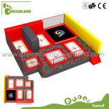 Large Jump Trampoline with Foam Pit, Commercial Big Indoor Trampoline for Kid and Adults