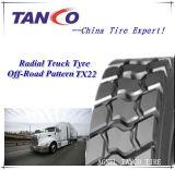 Timax Truck Tyre (9.00R20 10.00R20 11.00R20 12.00R20 12.00R24 TX22)