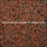 China Multi Color Maple Red Granite for Tile, Countertop, Slab