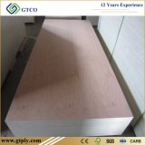 Competitive Price 820X2150X2.7mm Poplar Core Okoume Laminated Plywood Door Skin Panel