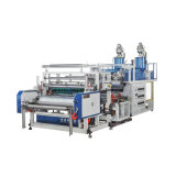 Single Double-Layer Co-Extrusion Stretch Film Machine