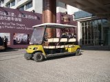 8 Seaters Electric Sightseeing Golf Buggy