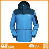 Men′s Fashion Waterproof 3 in 1 Sport Jacket