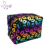 Lip New Women Soft Makeup Cosmetic Bag Case Storage