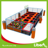 Indoor Jump Trampoline Park Bed