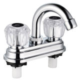 4-Inch Lever Handle Sink Tap for South-American Market