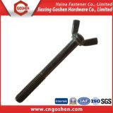 DIN316 Steel Black Oxide Wing Bolt (m4~m24)