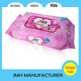 China Factory OEM Cheap Soft Wet Baby Wipes (BW011)
