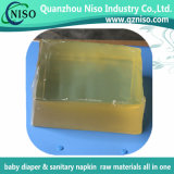 High Quality Diaper Adhesive Hot Melt Glue with SGS