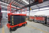 6-16m Electric Hydraulic Scissor Lift with CE