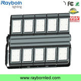 Ce RoHS 400W/500W/600W/800W LED Floodlights for Stadium Football Pitches Lighting