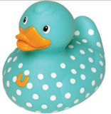Colorful Duck Bath Baby Toy