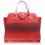 2016 Latest Crocodile Leather Designs of Bags for Women′s Handbag Luxury Collections
