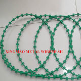 PVC Coated Concertina Razor Blade Wiremesh (XM-R2)