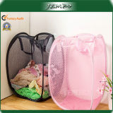 Promotion Mesh Net Dirty Clothes Packing Laundry Basket