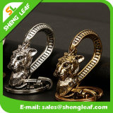 Chinese Zodiac Dragon Metal Brand Key Chain (SLF-MK001)