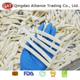 Exporting Frozen Potato Strips with High Quality